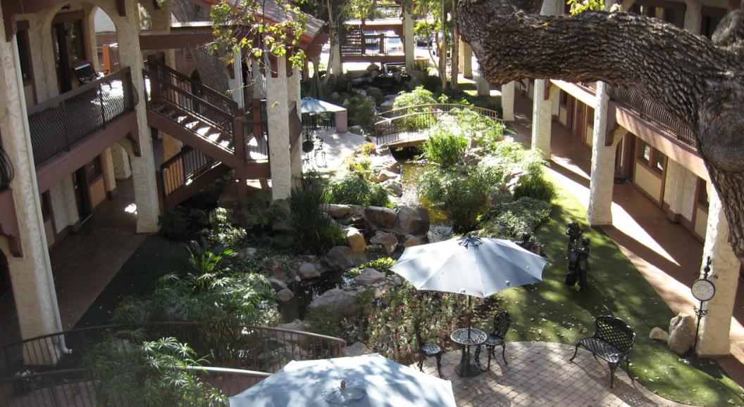 Courtyard at Westlake Office